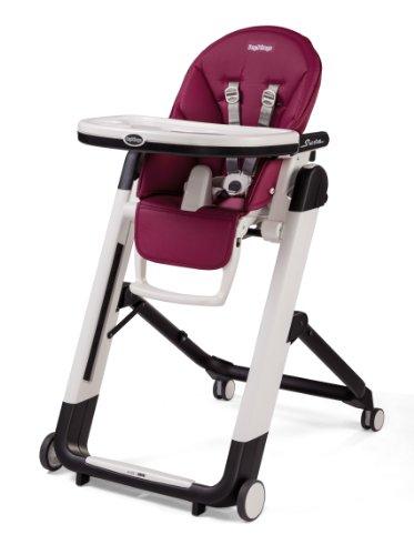 Buy Bargain Peg Perego Siesta High Chair, Raspberry
