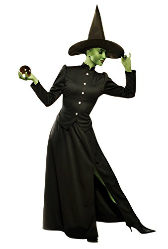 Alexanders Costumes Womens Classic Witch Black Halloween Theme Party Fancy Dress