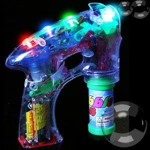 Fun Central I484 LED Bubble Gun - 7 Inch - 1