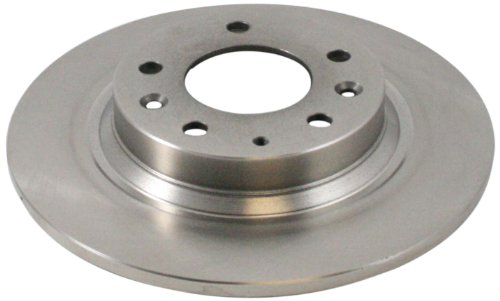 Dura International BR31325 Rear Solid Disc Brake Rotor (Mazda 6 Rotors 2007 compare prices)