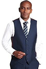 England Team Euro 2012 Autograph Pure Wool 5 Button Waistcoat