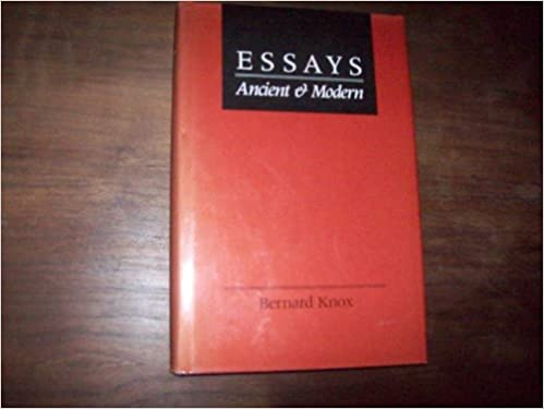 Essays of poets and poetry  ancient and modern