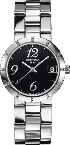Certina Ladies 'Watch XS Analog Quartz Stainless Steel c009.210.11.052.00