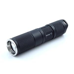 ThruNite® Archer 1C EDC LED Taschenlampe mit Cree XP-G2 LED Max Output 281 Lumen Wasserdicht nach IPX-8
