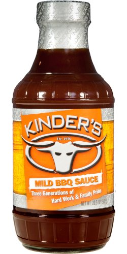 Kinder's Mild BBQ Sauce (Kinder Organic Bbq Sauce compare prices)