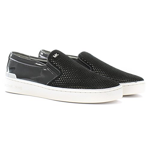 Michael Kors Sneaker Kyle Slip On Black Silver 38