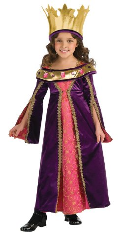 Rubie's Renaissance Faire Bejeweled Princess Costume - Medium (8-10)