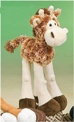 "Bumpkins Giraffe 13"" by Princess Soft Toys"