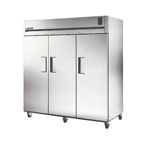 True Ta Spec Series 3-swing Door Reach-in Freezer, 85 Cubic Foot - TA3F-3S