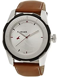 buy watches for men online at low prices in shop sports fastrack economy 2013 analog white dial men s watch 3099sl01
