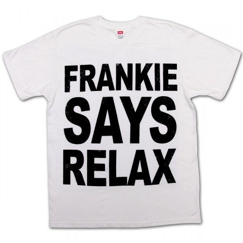 Frankie Says Relax T-Shirt, Medium