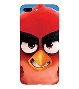 Evaluze angry cartoons Printed Back Cover for APPLE IPHONE 7 PLUS