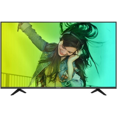 Sharp-LC-43N6100U-43-4K-Ultra-HD-2160p-60Hz-LED-Smart-HDTV-4K-x-2K-Certified-Refurbished