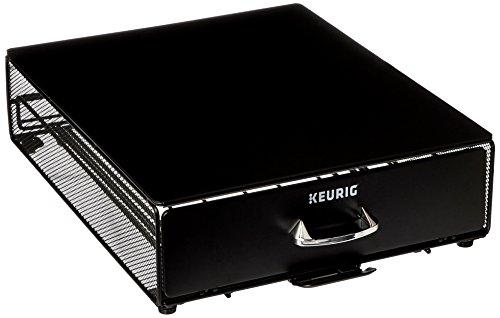 Keurig Storage Drawer, 35 Count, Black (Keurig Black Pod compare prices)