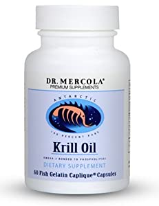 Mercola Dr and Improved Krill by Mercola