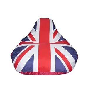 Xpandacush Bean Bag Sofa Chair Union Jack Amazon Co Uk