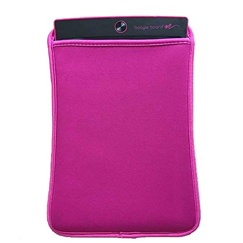 Why Should You Buy Neoprene Sleeve Case for Boogie Board Jot 8.5 LCD eWriter (Pink)