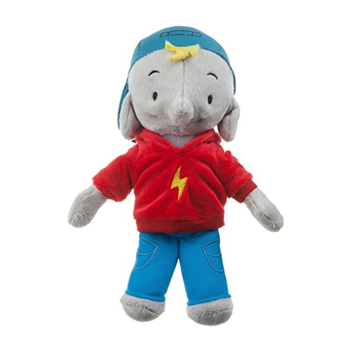 Ella the Elephant Frankie Small Plush Toy - 1