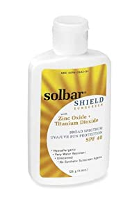 Solbar Shield SPF40 4.0 oz.