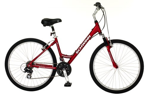 Great Features Of Schwinn Suburban CS Women's Comfort Bike (26-Inch Wheels)