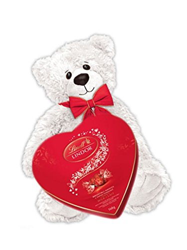 Valentine Teddy + Chocolate Gift
