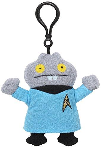 Uglydoll Star Trek Babo Dr. McCoy Clip