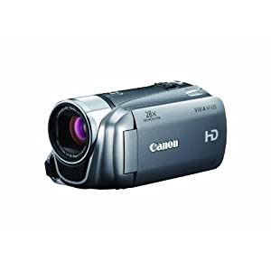 Canon VIXIA HF R20 Silver