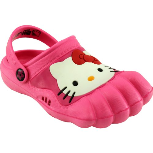 Hello-Kitty-Kids-Pink-Silly-Feet-Clogs-01974