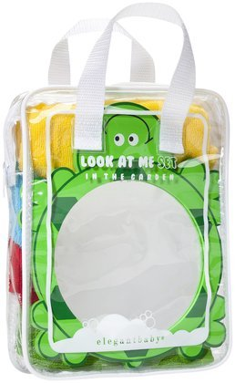 Elegant Baby In The Garden Look At Me Bathtime Party Gift Set - 1