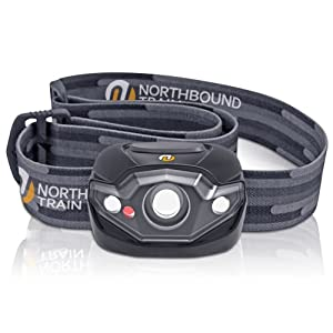 Ultra Bright LED Headlamp Flashlight - Complete Lifetime Guarantee! Light &... by Northbound Train