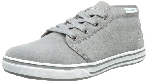 Dunlop Magister High Top Womens Gray Grau (Grey) Size: 4 (37 EU)