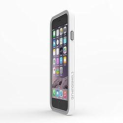 Rhinoshield Crash Guard Bumper for iPhone 6 - White (includes Rear Screen Protector)