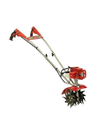 Great Features Of Mantis® Tiller (2 Cycle Gas #7920) - Ultra-Lightweight - Compact/Powerful/Commerc...
