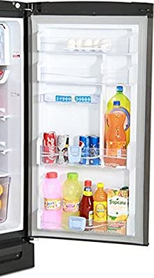 Godrej RD EdgePro 190PD 6.2 Direct-cool Single-door Refrigerator (190 Ltrs, 4 Star Rating, Carbon Leaf)