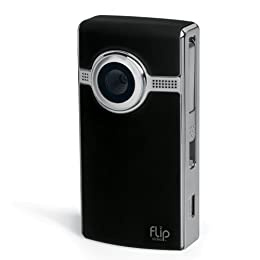 Flip UltraHD Video Camera - Black 8 GB 2 Hours 2nd Generation OLD MODEL