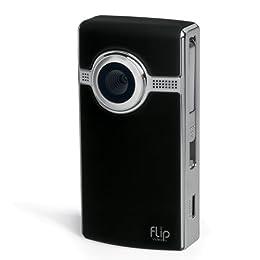 Flip UltraHD Video Camera - Black 8 GB 2 Hours 2nd Generation OLD MODEL