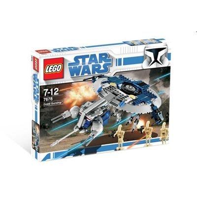 LEGO Star Wars 7678 - Droid Gunship, 329 Teile