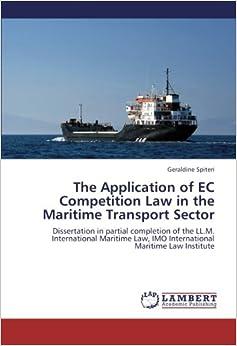 Maritime dissertation