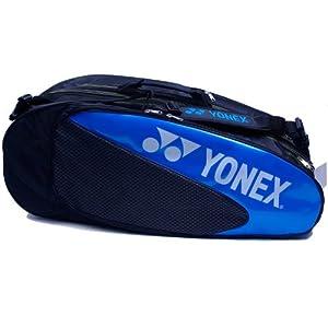 Yonex Club Series 6 Racket Bag, Color- Turquoise