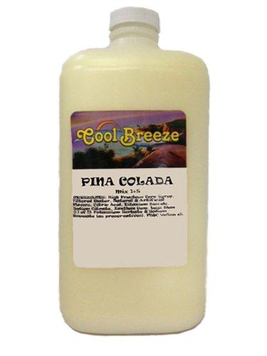 Pina Colada Frozen Drink Machine Granita Slush Mix