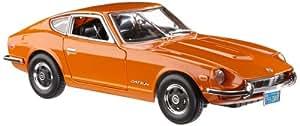 Amazon.com: 1:18 DATSUN 240Z 1971 Orange: Toys & Games