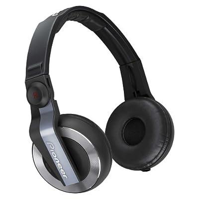 HDJ-500-K Headphone - Stereo - Black - Mini-phone by Pioneer