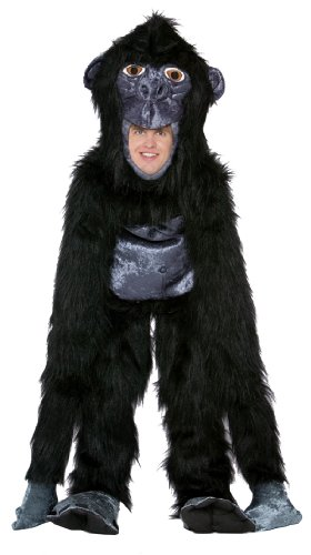Adult Gorilla Costume - One Size