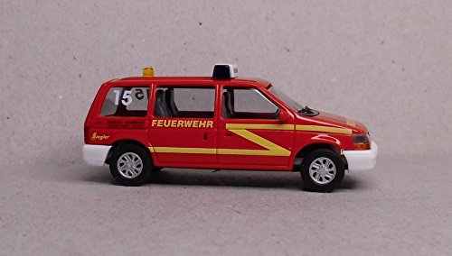 Chrysler-Voyager-Feuerwehr-Flughafen-MnsterOsnabrck-Modellauto-in-187H0-Busch-44618
