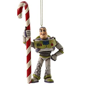 Disney Traditions by Jim Shore 'Buzz Lightyear' Hanging Ornament