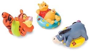 Sassy Disney Squirters, Winnie The Pooh