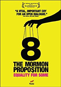 "Cover of ""8: The Mormon Proposition"""
