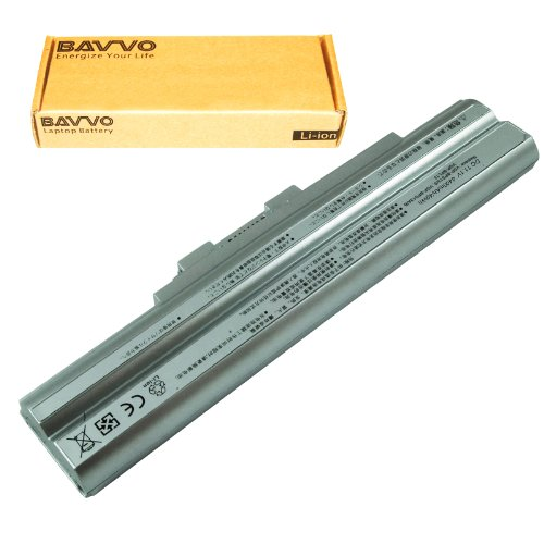 Click to buy SONY VAIO VGN-CS190JTW Laptop Battery - Premium Bavvo® 6-cell Li-ion Battery - From only $39.98