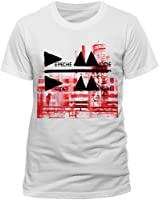 Collectors Mine Herren T-Shirt Depeche Mode-Delta Machine