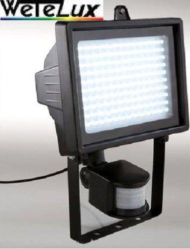 Wetelux 130 projecteur lED avec lED - 450 lumen et détecteur de mouvement